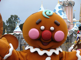 Disneyland_gingerbread