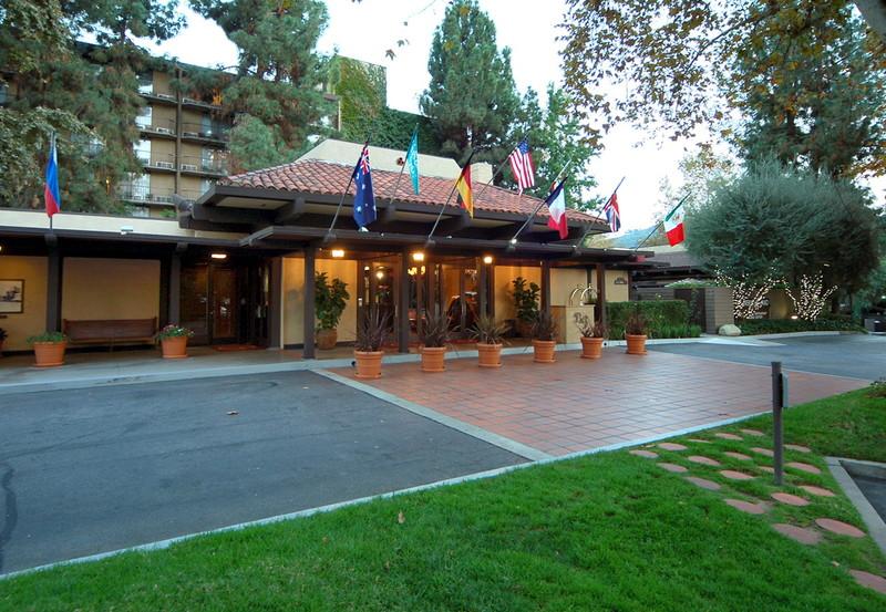 Garland Hotel Universal Studios
